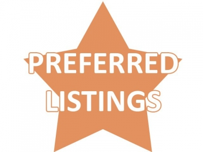*Preferred Listings