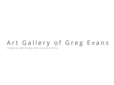 Art Gallery of Greg Evans